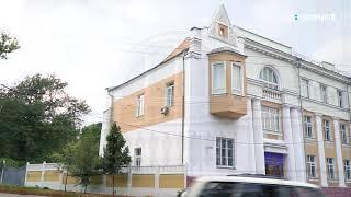 Чернігів - 1300 років нашої історії. Факт 2. Корпус Інституту історії НУЧК