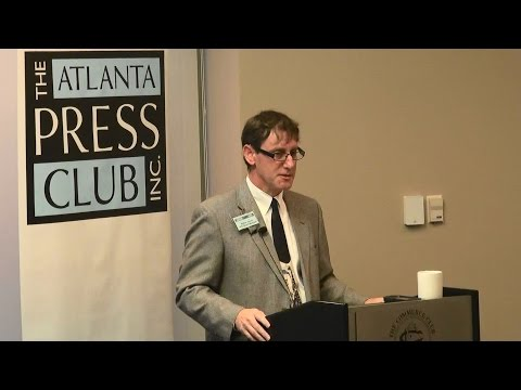 The Atlanta Press Club — Georgia's General Assembly Unplugged 01/22/16