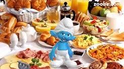 Frühstück is fertig