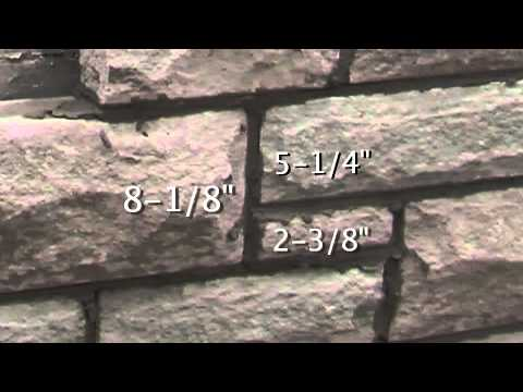 A Guide to Laying Arriscraft Laurier Building Stone