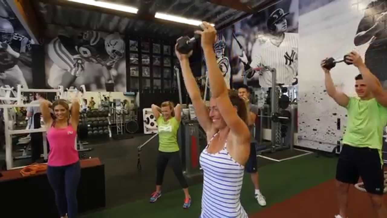 #ActiveBodyFit - Endurance Gym Workout 1 - YouTube