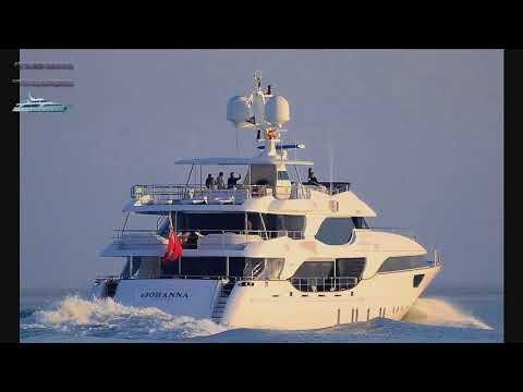 GITANA - Yacht - Cayman Islands  (Корабли и суда мира.Слайдшоу)