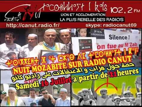 Emission spéciale At MZAB sur Radio Canut Lyon