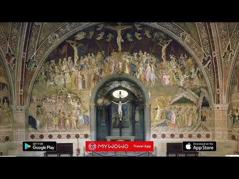 Santa Maria Novella – Cloisters – Florence – Audio Guide – MyWoWo Travel App