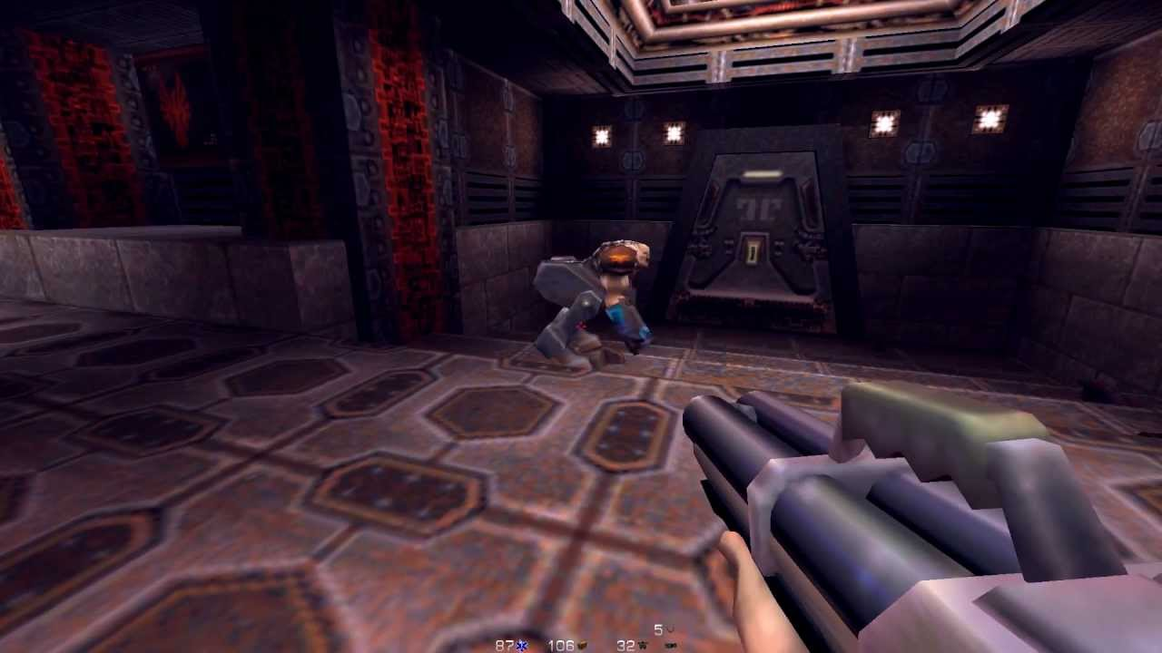 Retro Gaming Quake 2 in Linux with Yamagi Client