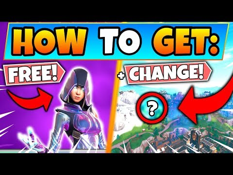 HOW TO GET GLOW SKIN For FREE In Fortnite! + New Update Changes In Battle Royale!