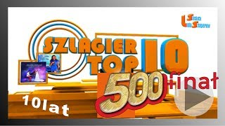 Szlagier Top 10 - 556 LSS oficjalne notowanie