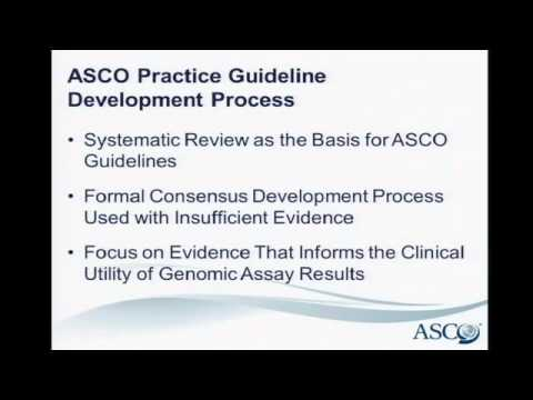GM4 American Society of Clinical Oncology