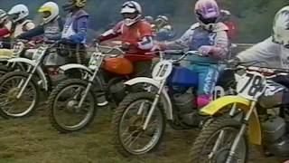 Vintage Motocross at Ward Creek WA