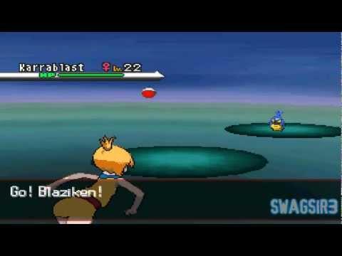 Pokemon Black & White Hack Play as Misty