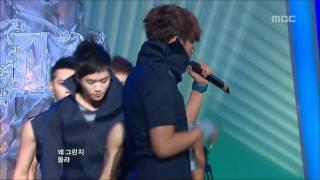 2PM - Again & Again, 투피엠 - 어게인 앤 어게인, Music Core 20090509