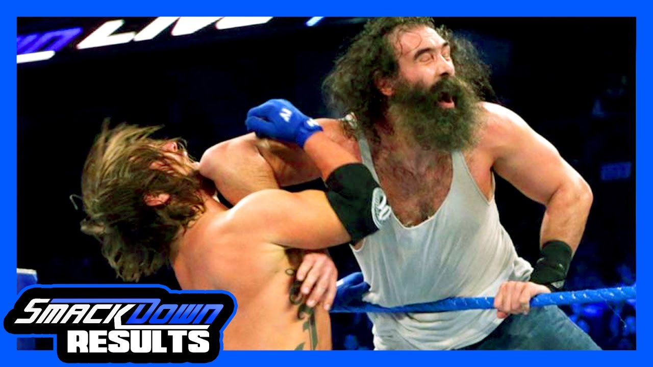 WWE SmackDown results, review: Mailing it in with a worthless show from London