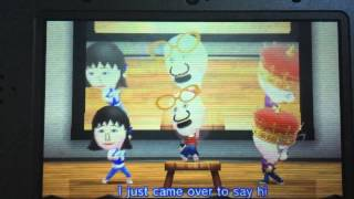 Ratboy Genius Theme Song - Tomodachi Life version