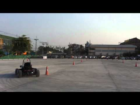 Nitto+Sport Truck Gymkhana 2011 // Formula Student  Mahidol University