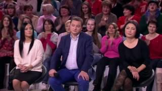 Адель Сулейманов в гостях у Александра Гордона. Первый Канал