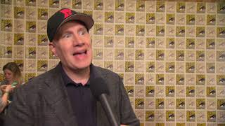 Black Widow: Producer Kevin Feige Comic-Con 2019 Movie Interview