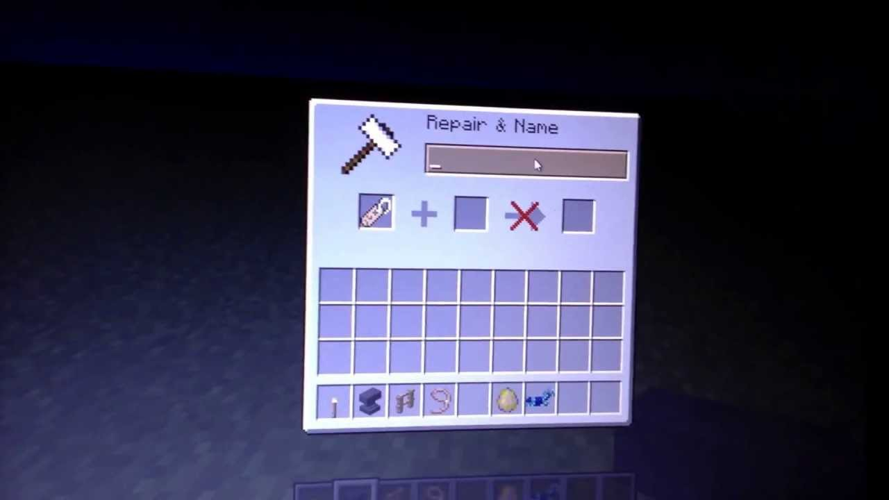minecraft 1 6 1 how to put a name tag on your horse youtube