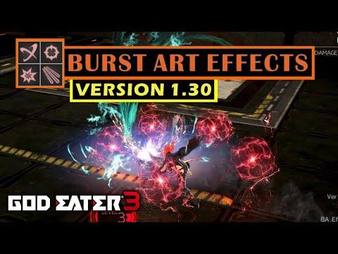 GE3] Burst Art Effect Database – BK Brent's Game Guides