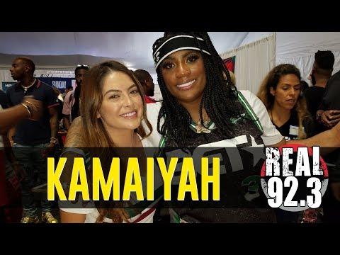 Kamaiyah Shares About The BET Celebrity Basketball Game | BET Weekend 2018