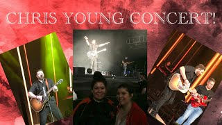 CHRIS YOUNG CONCERT @ DARIEN LAKE (Raised on Country Tour) Video