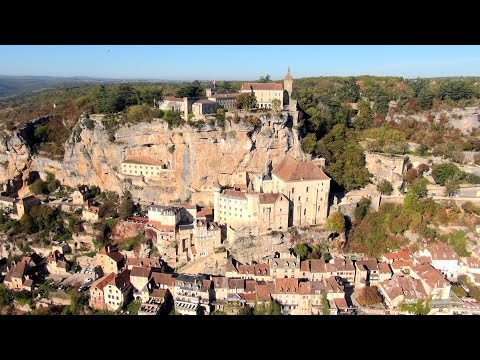 The Incredible village of Rocamadour !