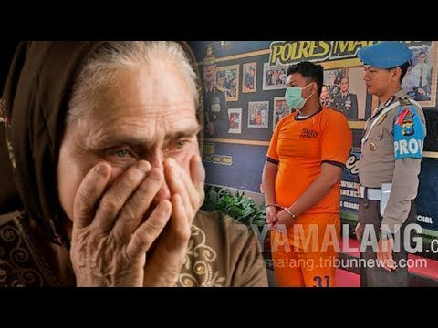 Nenek Kaya Raya di Malang Tewas Dibunuh Perampok, Ternyata Pelaku Cucu Kandung, Alasannya Sepele
