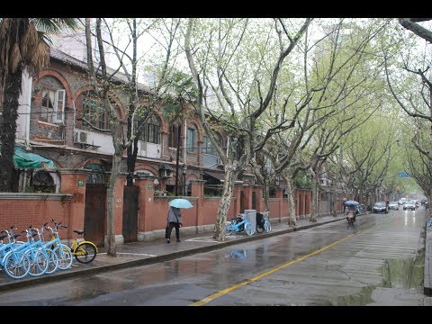 Shanghai French Concession Walking Tour (Slideshow) / 上海法租界