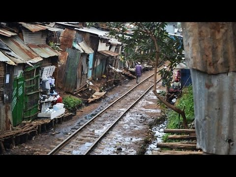 Slum tourism as seen in Kibera, Nairobi [The Grand Angle]