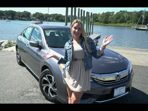 2017 Honda Accord Lx Base Model Review And Test Drive Herb Chambers