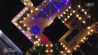 Ночная панорама CLUB-отеля LEXX в Коктебеле(, 2016-07-22T14:33:06.000Z)