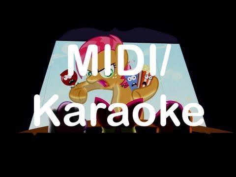 Babs Seed MIDI with Karaoke