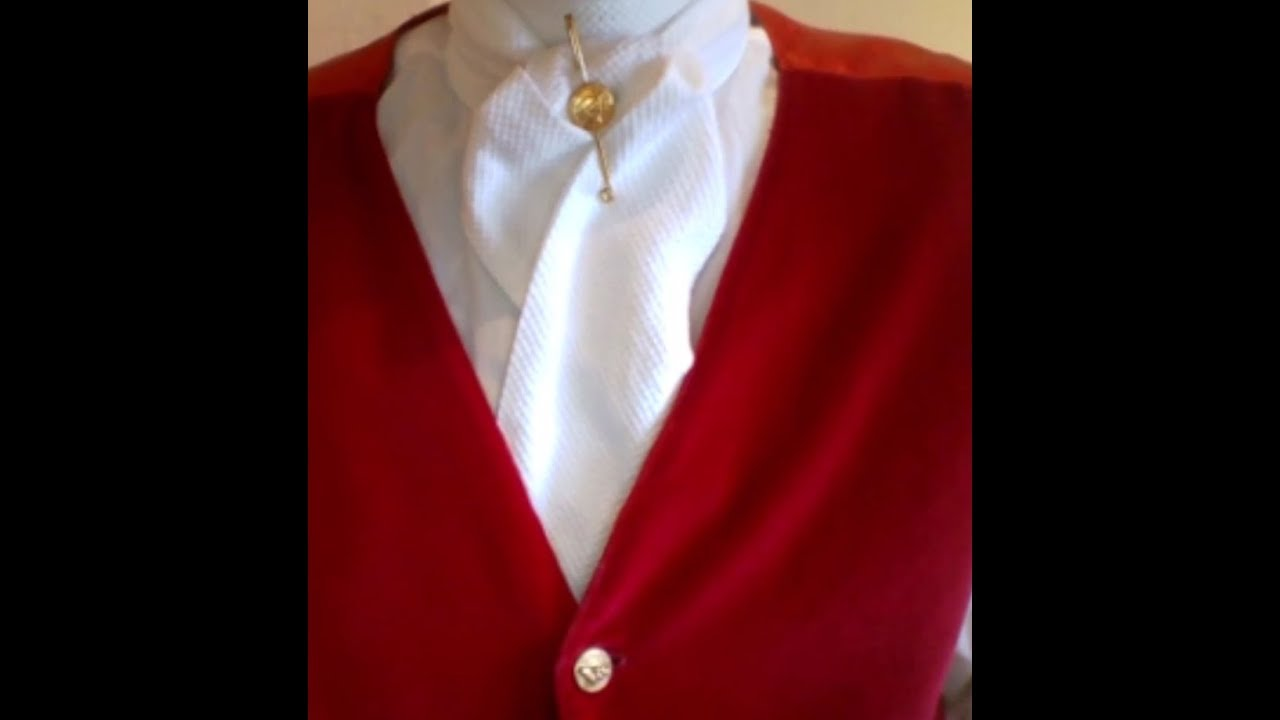 choisir le dernier 60% pas cher produit chaud Comment faire un nœud de cravate de vènerie? - Chassons.com