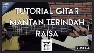 Download Mp3 Tutorial Gitar   Mantan Terindah - Raisa    Lengkap Versi Asli