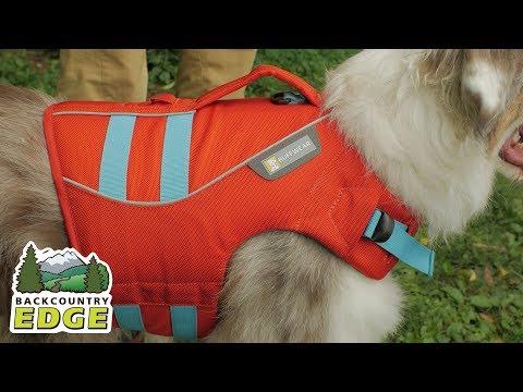 Ruff Wear Float Coat Dog Flotation Vest