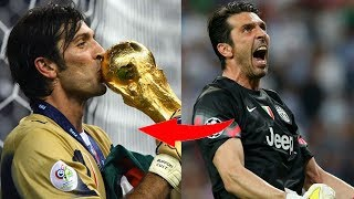 10 things you probably didn't know about gianluigi buffon