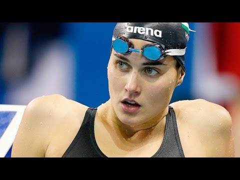 Top 10 Female Swimmers 2016