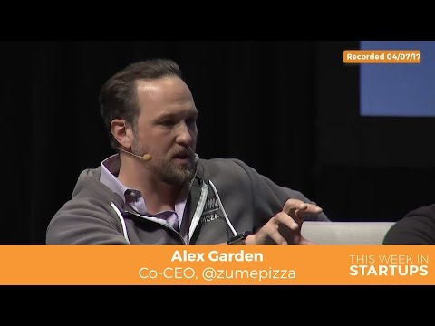 Alex Garden of Zume Pizza on progressive automation & how food robots can create jobs for humans