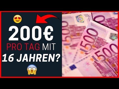 200€ AM TAG MIT DIESER GENIALEN METHODE - ONLINE GELD VERDIENEN 2018