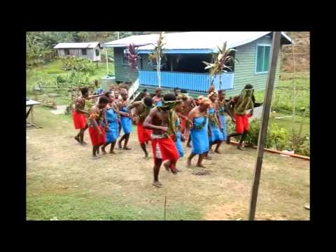 White beach tage Ai [ Solomon Island video clip ( lau lagoon)]