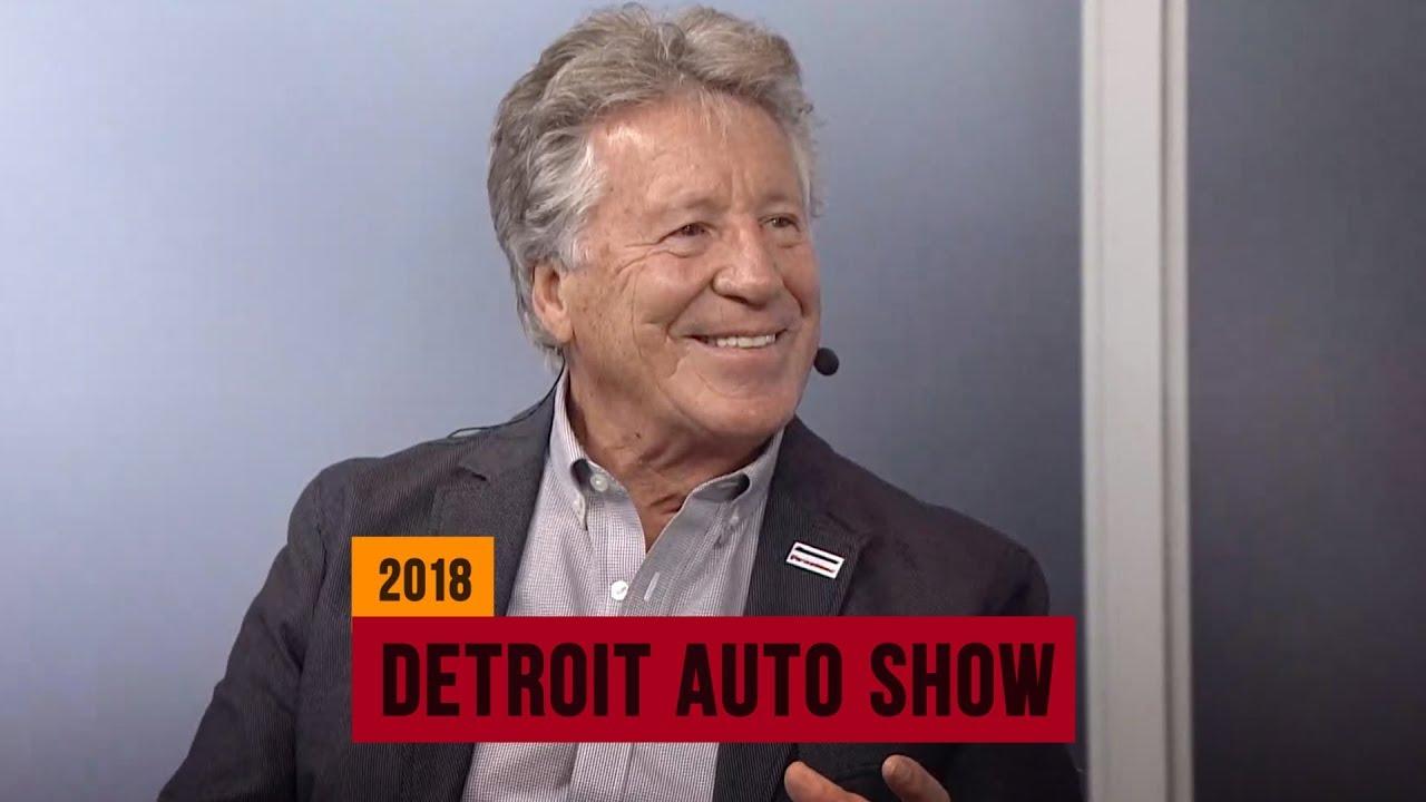 Mario Andretti talks EVs, autonomy and the passing of his friend, Dan Gurney - Dauer: 12 Minuten
