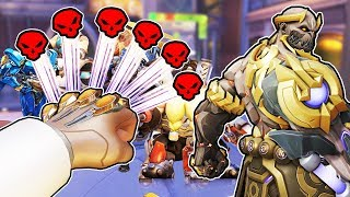 Doomfist is *BUSTED* - Overwatch Best Plays & Funny Moments #193