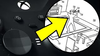 "New Xbox Scarlett Patent Shows ""VR Mat"" & Motion Controls?!"