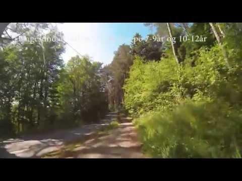 Haugesund Triatlon - Sykkelløype barn 7-9 år og 10-12 år