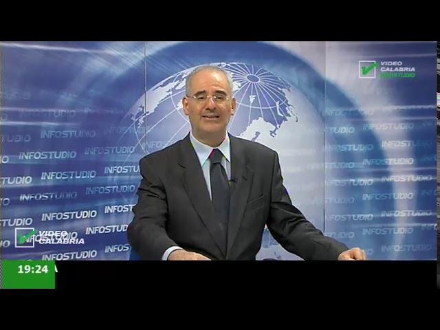 InfoStudio il telegiornale della Calabria notizie e approfondimenti - 21 Ottobre 2019 ore 19 15