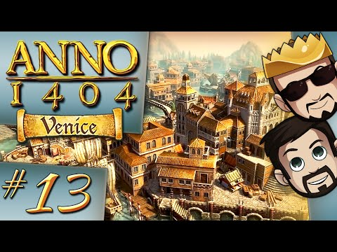 Anno 1404 - #13 - Beheading