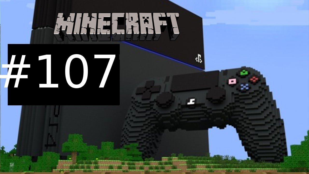 Minecraft ps4 107 die flagge im wohnzimmer deutsch let s play minecraft youtube - Minecraft wohnzimmer ...