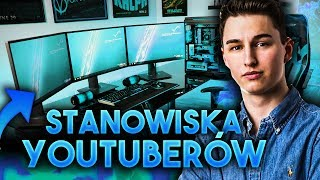 NAJLEPSZE STANOWISKA polskich YOUTUBERÓW 4!