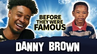 Danny Brown | Before They Were Famous | uknowwhatimsayin
