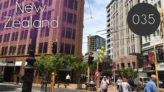 NZ[035] An Another Walking Wellington City 2016/12/19