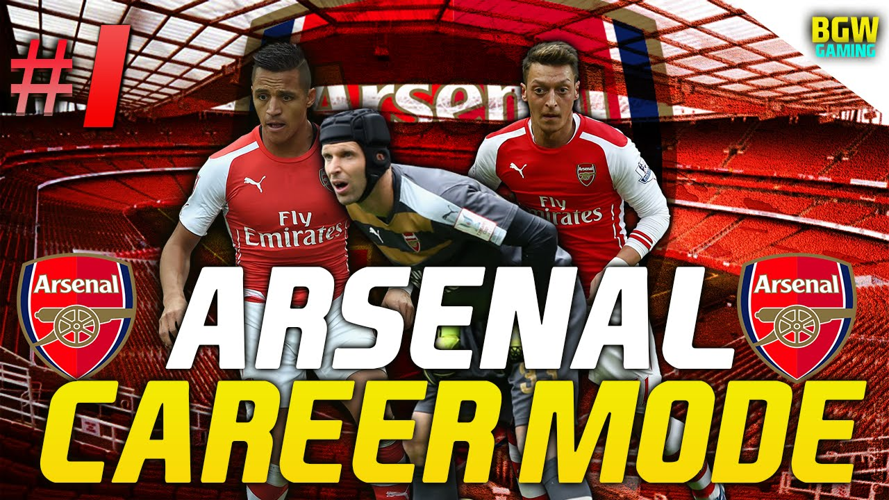 Fifa 16 Arsenal
